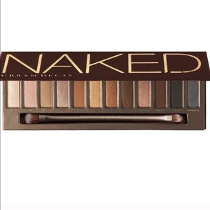 BNIB Authentic discontinued Urban Decay Naked